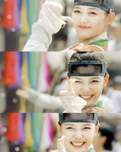 Kim Yoo Jung is adorable as Hong Ra On in Moonlight Drawn by the Clouds