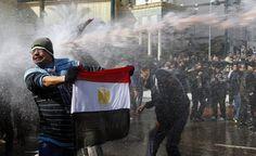 Egypt Great Revolution #Jan25