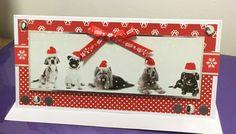 Christmas Pets, Kanban cards