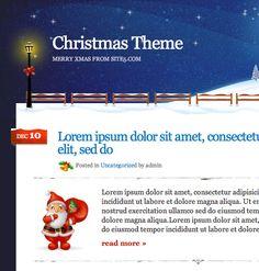 http://www.smashingmagazine.com/blog/2009/12/21/free-christmas-and-new-year-s-eve-wordpress-theme/