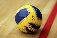 Handball - Wikipedia, the free encyclopedia