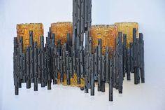 Brutalist Marcello Fantoni Murano Gothic 3 Lampen Set Lampadario Chandelier Brutalismus Design Architecture, € 2.800,- (9020 Klagenfurt) - willhaben Gothic 3, Klagenfurt, Brutalist, New York Skyline, Architecture Design, Chandelier, Travel, Architecture Layout, Candelabra
