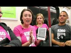 On Monday May the Kobo street team, with Julie Wilson, author of 'Seen Reading' ventured out to reward commuters for making time for reading. The team . Toronto Subway, Julie Wilson, Love Art Images, Love You, My Love, Make Time, Book Nerd, Good People, Falling In Love