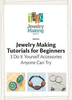 Handmade Jewelry - Silver Jewelry is a Great Option in Hard Economic Times >>> Be sure to check out this helpful article. #JewelryMakingForBeginners