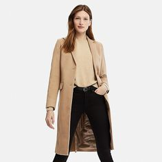 The best winter coats for women 12 winter jackets TODAY editors love Best Winter Coats, Winter Coats Women, Coats For Women, Winter Jackets, Wool Hunting Pants, Wool Pants, Uniqlo Women Outfit, Chesterfield Coat, Camel Coat Outfit