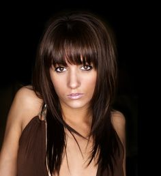 Long layers with a cool fringe...love this forever trendy look! http://www.latest-hairstyles.com/trends/hairstyle-out-style.html