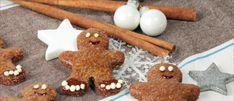 Bezlepkové vánoční perníčky Gingerbread Cookies, Desserts, Food, Gingerbread Cupcakes, Tailgate Desserts, Dessert, Postres, Deserts, Meals