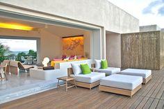 Casa Ikal - living area