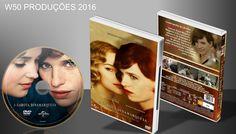 A Garota Dinamarquesa - CAPA 1 - ➨ Vitrine - Galeria De Capas - MundoNet | Capas & Labels Customizados