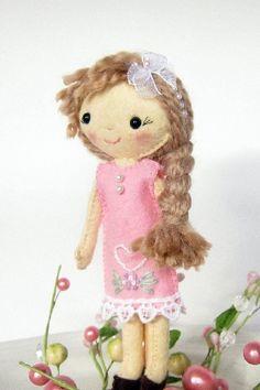 Cloth Doll Handmade