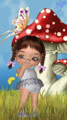 Gif Pictures, Cute Pictures, Cute Gifs, Gif Mignon, Peacock Mehndi Designs, Happy Gif, Emoji Symbols, Dancing Baby, Snoopy Love