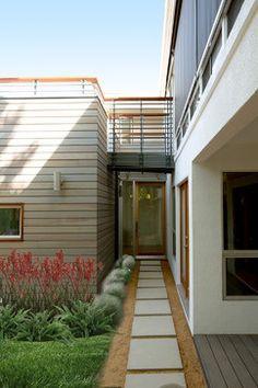 Mid Century Modern Desert Landscape | Honey Badger Home