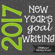 Writing prompt for New Year's goals has never been easier in the free resource - no prep on your part - print and go!What are your student's goals for 2017?Download this writing activity to help students organize their goals and write about how they will achieve them.Appropriate for 3rd grade and up.What's included:- prewriting outline- writing paper- editing checklist*Thanks for leaving feedback on this free resource!See what I'm sharing on my Sweet Southern Speech blog!Follow me on…