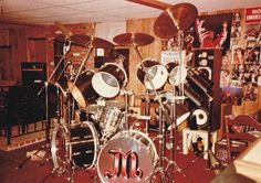 My old Tama Kit from the '80's