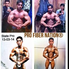 Mr. India Ankur Verma weighing 132 pounds Indian Beast