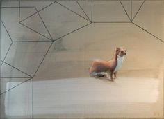 "Saatchi Art Artist Silja Selonen; Painting, ""S p i n"" #art"