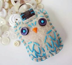 I love this owl.