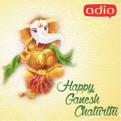 Wishing everyone a very happy #GaneshChaturthi🙏  May God Ganesha bless you all with a treasure of health, wealth, and happiness.😊#advertising #creativity #adverting #socialmedia #radioadvertising #printingmedia #televisionadvertisement #digitalmarketing #digitalmarketingagency #blogger #agency #creativeagency #onlinemarketing #marketing #business #marketingdigital #branding #ads #google