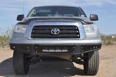 2007 - 2013 Toyota Tundra Front Venom Bumper