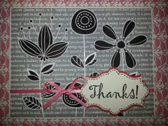 Crafters-paradise.blogspot.com Hero Arts. Heat embossing.