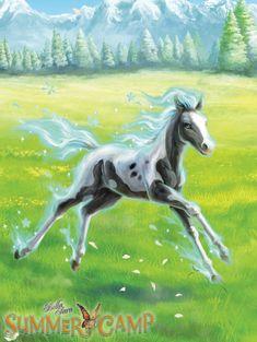 pictures of bepla sara horses | Fiona Monument