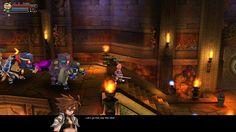 HeroesGo é um MMORPG de fantasia em 3D focado na exploração de masmorras e no combate personalizável. Prepare-se e ataque o ouro!