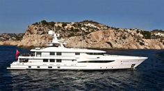 superyacht Lady Nag Nag