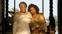 OWN Honors Dr. Maya Angelou. Years ago my friend shared an interview between Oprah and Dr. Maya Angelou. Their profoundly clear wise and conversation helped me understand how to refuse giving time to those people who would peck me incessantly with their negativity and criticism.  I honor Dr. Maya Angelou and her amazing lifetime of sharing love, courage, stories, and poetry.