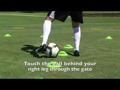Precision Dribbling Series - Progression 20: Backwards