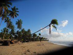 Best places to visit in Brazil: Peninsula de Maraú, Bahia, #Brazil