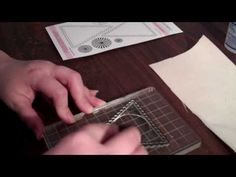 Video Tutorial: Stamping on Fabric
