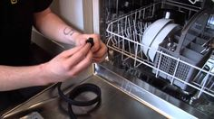 How To Replace The Dishwasher Door Seal On A Siemens