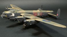 Avro Lancaster (1/72 Revell)
