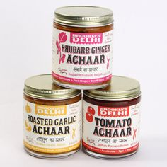 Brooklyn Delhi, Handmade Indian Achaar : Add instant spice, smoke and Subcontinent vibes to almost any dish