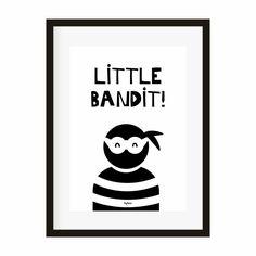 poster little bandit