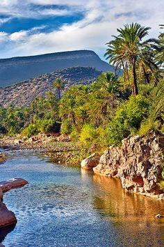 Paradise Valley. Agadir, Morocco