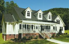 House Plan The Jacksonboro by Donald A. Gardner Architects