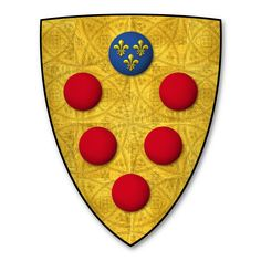 Arms of The de Medici Family Shield, Royal Blood, Family Crest, Coat Of Arms, Renaissance, Medieval, Images, Symbols, Gallery