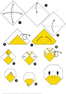 How To Make Origami Duck Origami Duck Aspiring Folder. How To Make Origami Duck Step Step Instructions How To Make Origami A Duck Stock Vector. How To Make Origami Duck How To Make A Paper Duck Easy Origami Duck Tutorial… Continue Reading → Origami Unicorn Easy, Origami Duck, Instruções Origami, Origami Paper Folding, Cute Origami, Origami Dragon, Paper Crafts Origami, Paper Crafting, Origami Hearts