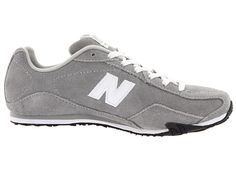 New Balance Classics CW442 Light Grey - I am so not a sneaker person but I need some and I like the low profile of these.