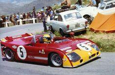 Nanni Galli Alfa Romeo 33TT3 #11572- 002 Targa Florio 1972