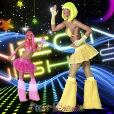 Hot! Neon party's! #neon #neonparty #neonfeest #neonfestival #neonkleding #themafeest #feestartikelen #fun #verkleedfeestje