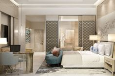 Luxurious Hospitality Projects by Wimberly Interiors