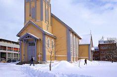 Tromsø #Cathedral #Norway