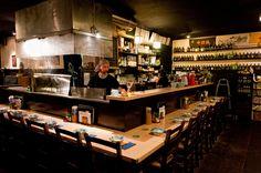 Hakata Senpachi, Japans restaurant, Wielingenstraat. Lekker een keer geen sushi.