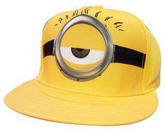 Despicable Me Minion Hat Yellow Stuart Minion Mayhem Universal NEW - Other