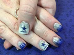Cowboy nails gel