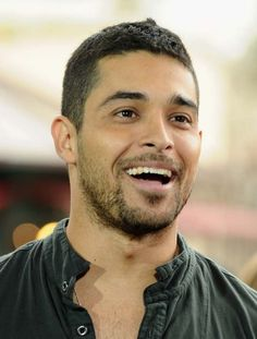 Actor and comedian Wilmer Valderrama, of Venezuelan and Colombian descent, has now thankfully lost the bouffant seventies look of his character Fez in That Seventies Show, and is looking great! Crew Cut Haircut, Hispanic Men, Wilmer Valderrama, Latino Men, Crew Cuts, Celebs, Celebrities, Gorgeous Men, Cute Guys