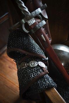 Still Life–Medieval & Tudor: Armour & Weapons – Richard Jenkins Photography