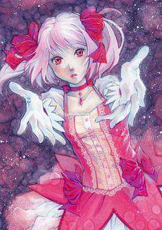 Save me - Madoka Magica by nao--ren on @DeviantArt